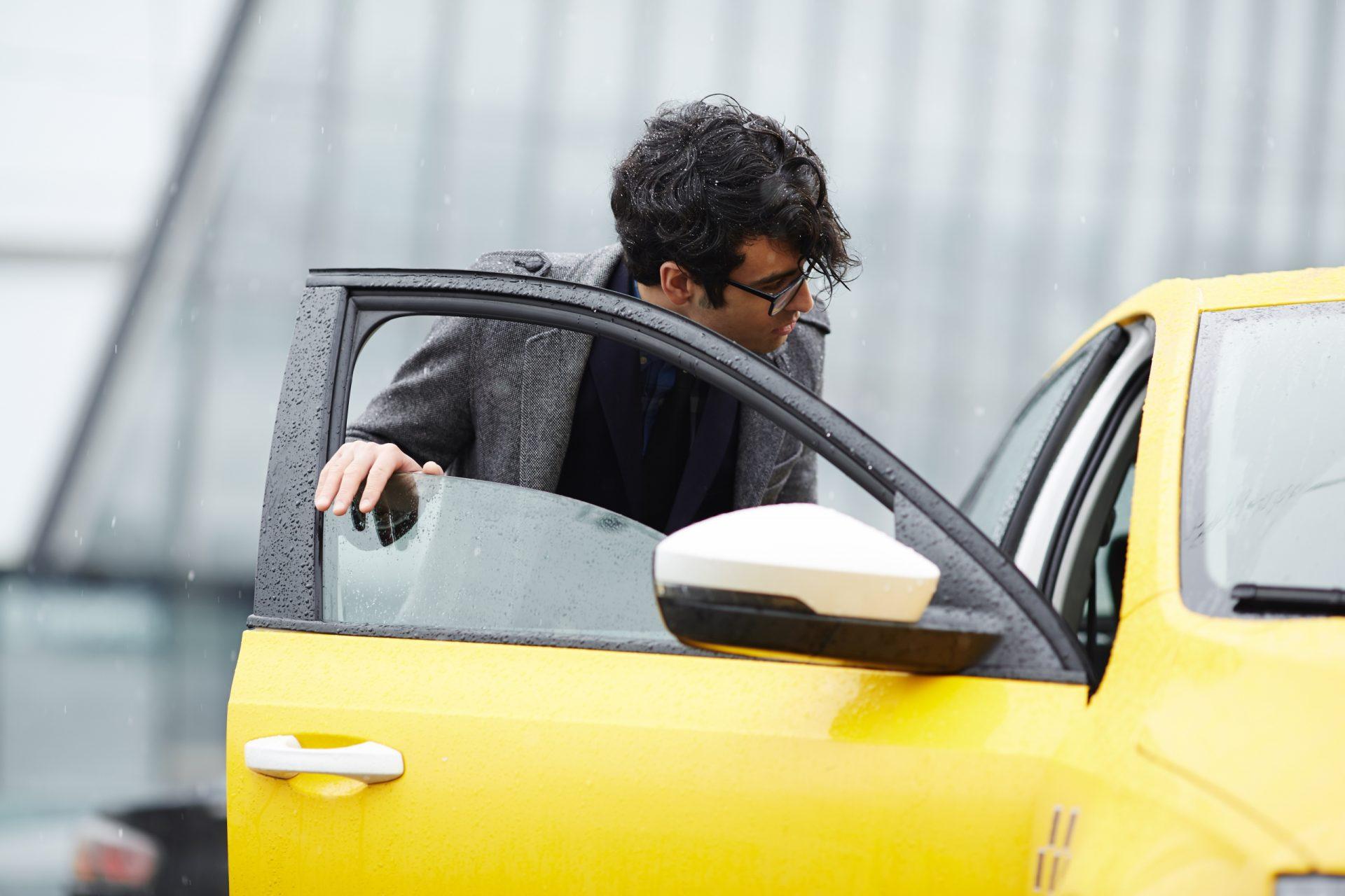 Particulier taxivervoer